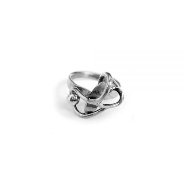 enorme sconto d9b36 6d767 Anello Collezione Infinito by Uroburo in argento