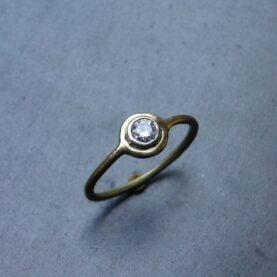 anello prezioso diamante