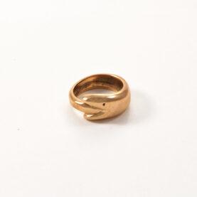 anello uroburo uomo br
